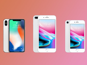 iPhone 8 and X (10) Announced