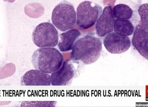 Cancer breakthrough drug approved by FDA