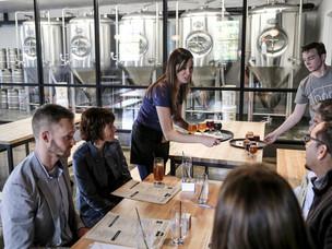 New Restaurant/Brewery Alert: MyGrain Brewing Company