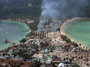 Over 100 Killed in Indonesian Earthquake