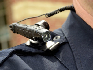 UK Study Shows Police Body-Cams Reduce Complaints