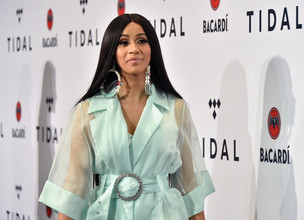 Cardi B: Chart-Topper, Forbes' 30 Under 30 and on the Cover of Rolling Stone