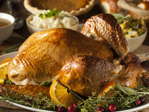 Healthy Thanksgiving, Healthy Alternatives