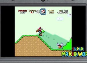 Nintendo Rereleases SNES Games on New 3DS
