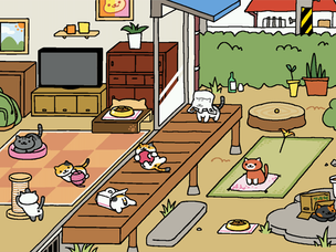 """Neko Atsume"" to be Made into Live-Action Movie in 2017"