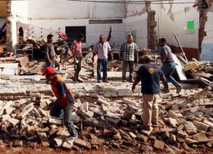 Uniting to Help Victims of Mexico City Earthquake