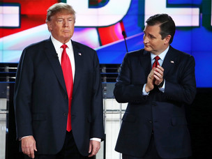 Cruz and Trump Agree – Kasich Should Drop Out