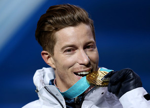 Shaun White's Gold Metal Win