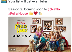 """""""Fuller House"""" Season 2 is Officially Happening"""