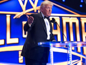 WWE Hall-of-Famer Elected President of the United States