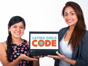 Latina Girls Code: Dare to Challenge, Dare to Believe