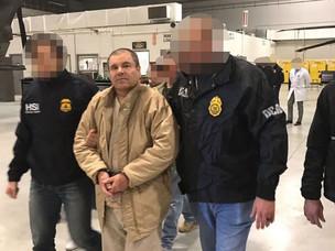 "El Chapo Pleads ""Not Guilty"" in Federal Court in Brooklyn"