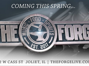 'The Forge' to become Joliet's Newest Music Venue