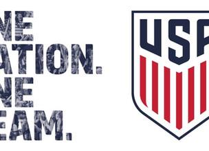 U.S. Soccer Federation Unveils New Crest