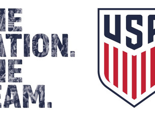 U.S. Soccer Federation Unveils New Crest
