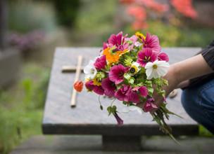 Elmhurst Cemetery Dumps Grave Decorations Into Trash Pile