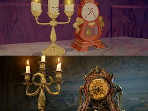 A First Look at Beauty and the Beast's Supporting Characters
