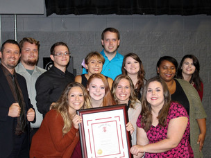 Celebrating Education, Leadership and Diversity on Campus: USF's Honor Societies