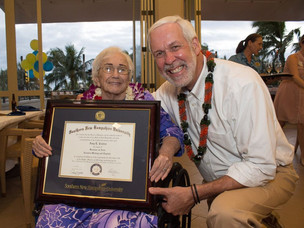 94-year-old Woman Graduates College