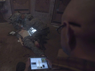 Military Dummies Pose Ability to Save Lives