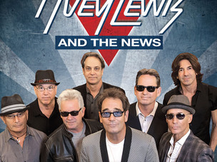 Huey Lewis and the News Coming to Joliet