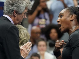 Serena Williams Fined $17,000 for Rule Violations