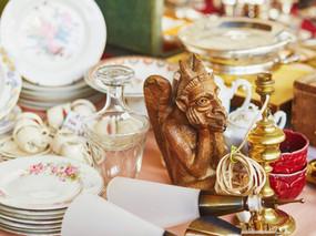 西洋食器・骨董品も大歓迎