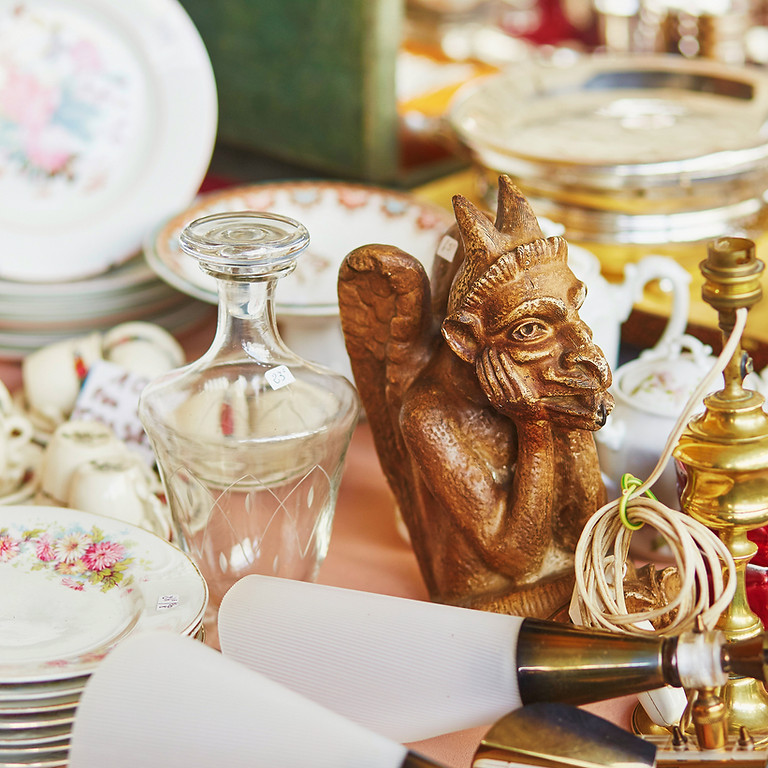 Monthly Antiques Market