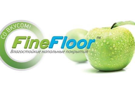 Плитка пвх Fine Floor (Файн флор)