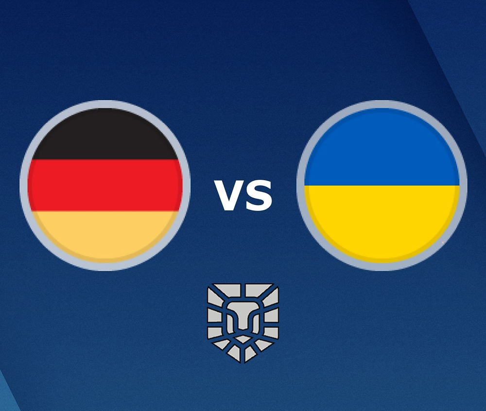 UEFA - Germany vs Ukraine