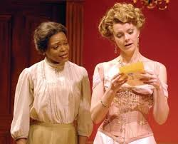 "Mrs. Van Buren in ""Intimate Apparel"""