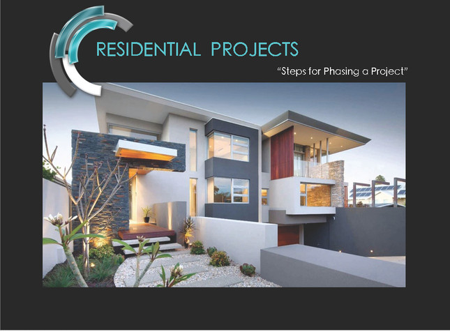 C+C Residential Phasing of a Project 1.j