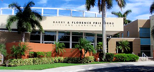 BARRY + FLORENCE FRIEDMAN LEARNING CENTER