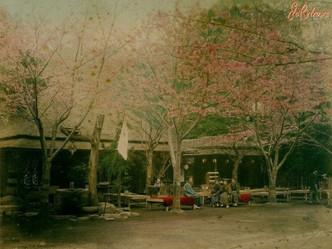 Фото старинной Японии, сделаные японским фотографом Кусакабэ Кимбэй.