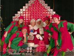 Santa+Mrs.CHilton
