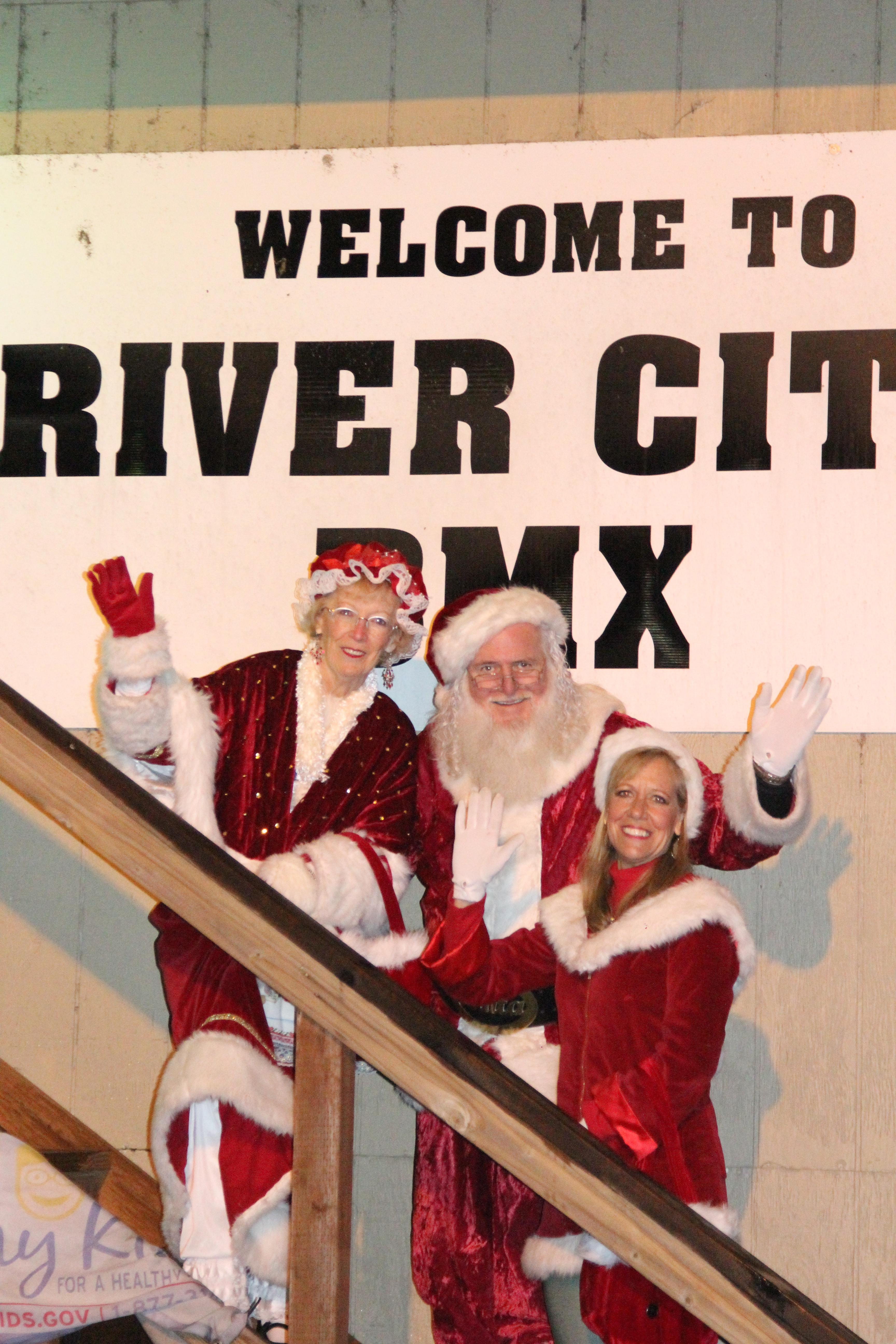 Santa+MrsC+Elf+BMX