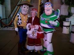 Mrs.C+Buz+Woody