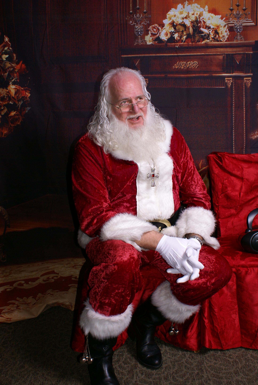 Santa+singing