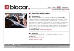 Biocar