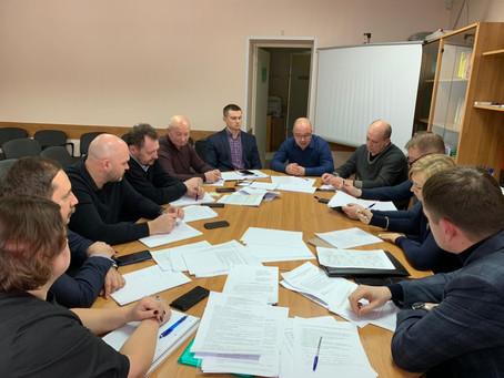 Состоялось очередное заседание Совета регионального отделения