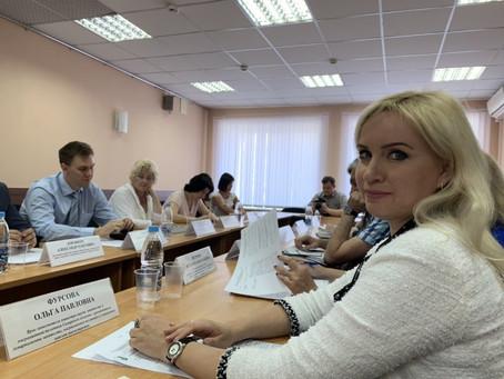 Приняли участие в заседании комитета СГД и в Общественном совете при министерстве труда