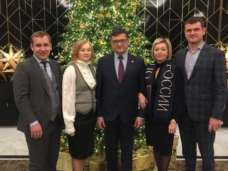 Избрание Председателя Самарского регионального отделения