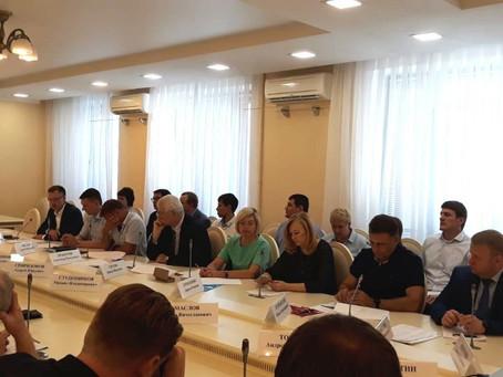 В Правительстве Самарской области прошло заседание по инвестпроектам