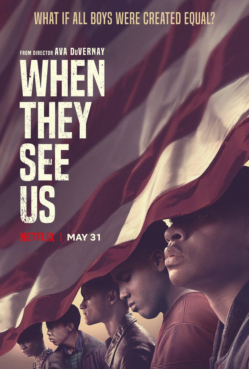 When They See Us image via IMBD website