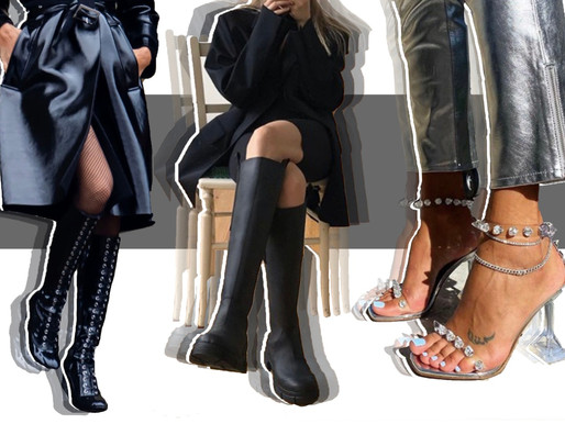 Autumn / Winter 2020 Street Style: A Whole New Shoe Game