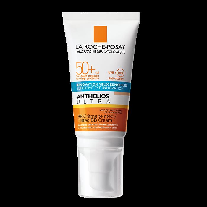 La Roche Posay Anthelios Hydrating Tinted Cream SPF50 image via La Roche Posay website