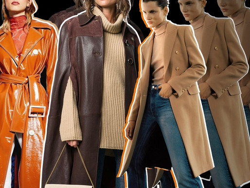 Must-Have: The 5 Seasonal Coat Styles Your Wardrobe Wants