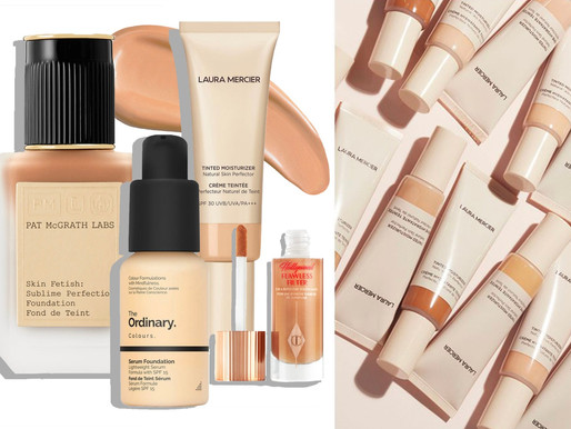 10 Sheer Foundations that Will Help you Embrace your Natural Skin this Autumn