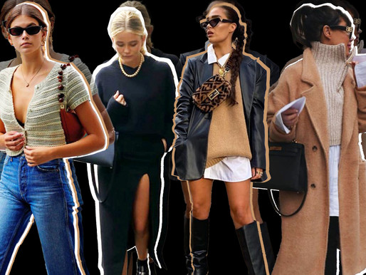 Get The Look: This Autumn/Winter's Must Have Knitwear