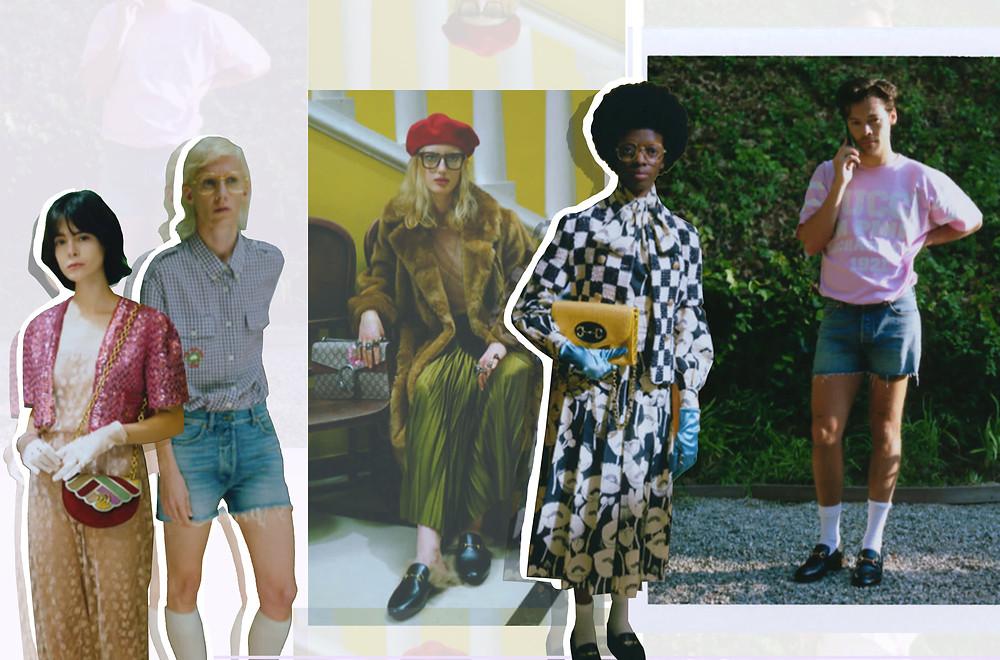 Images via GucciFest website